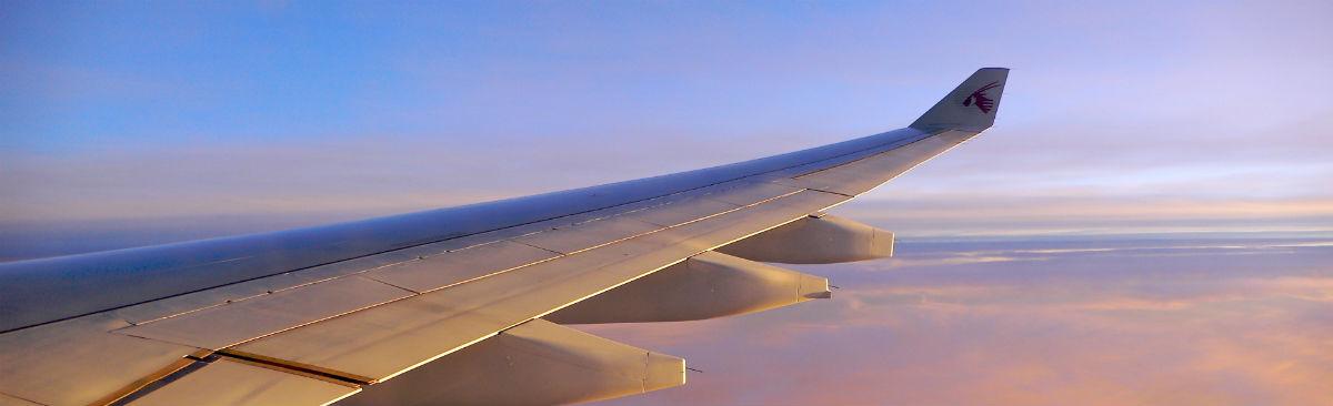 Fly - rejse - ferie
