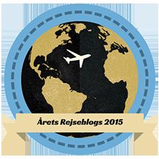 Rejsevejledning Award: 25 bedste rejseblogs