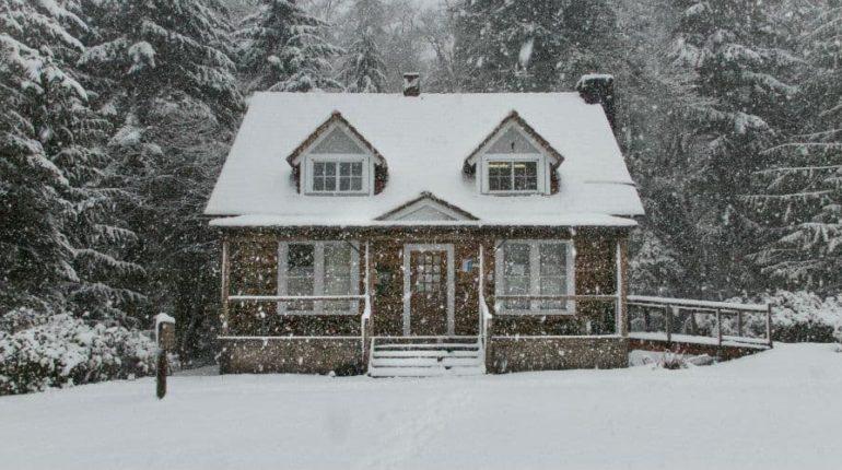 Gør dit hus vinterklar, inden du rejser på ferie