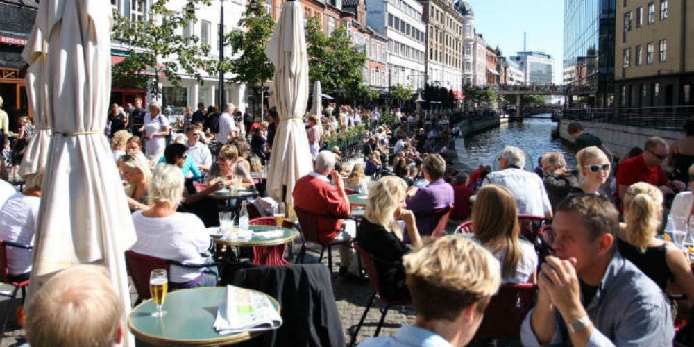 Århus er fyldt med velkendte butikker og gode muligheder for shopping