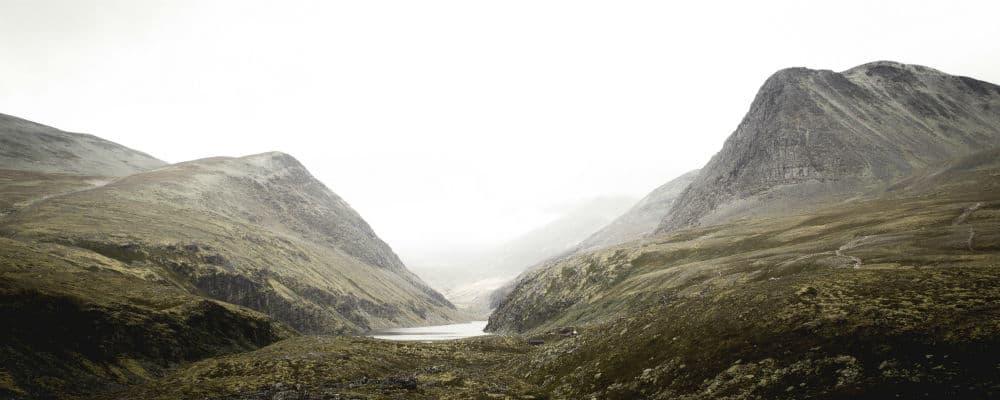 Rondane Nationalpark er den ældste nationalpark i Norge