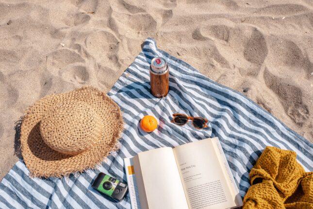 Ferie sol og strand tips